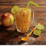 A Recipe for Granny Rachel's Apple Cooler